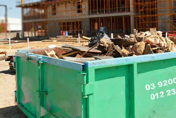 Construction & Renovation Waste Disposal Service